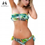 New Sexy Halter Push Up and Thong Bikini