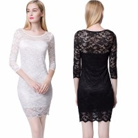New Bodycon Lace Dress