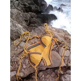 New Sexy Crochet bikini set