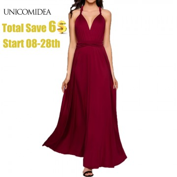 Maxi Dress 2017 Women Long Summer Convertible Bohemian Dresses Casual Bandage Evening Prom Club Party Infinity Multiway Dresses32803689384