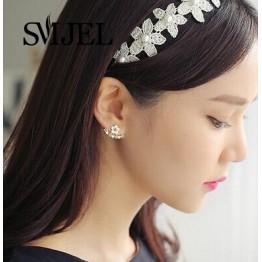 Cute Cherry Blossoms Flower Stud Earrings