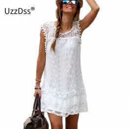 New Baby Doll Style Lace Dress